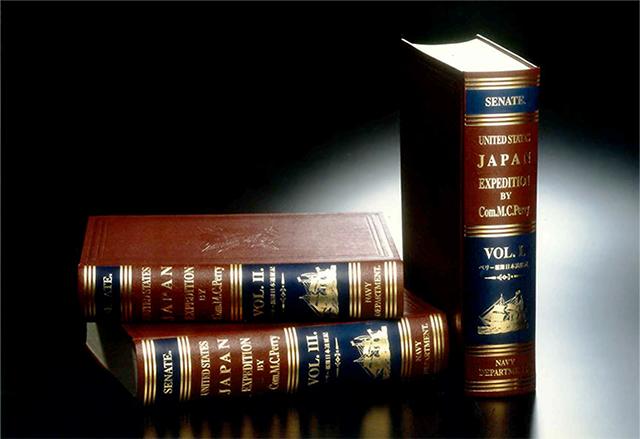 オフィス宮崎翻訳の『ペリー艦隊日本遠征記』全3巻